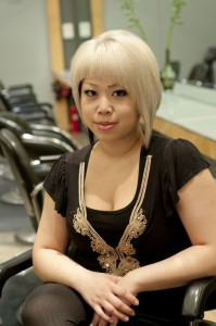 main street hair stylist Charmaine Lee