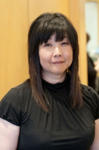 main street hair stylist Tomoko Sakata